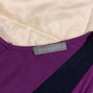 Dresses - Love appella purple dress